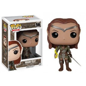 POP! Jogos: Elder Scrolls - High Elf - Funko