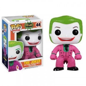 POP! Heróis: Joker 1966 - Funko