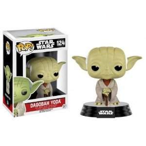 POP! Star Wars: Dagobah Yoda - Funko
