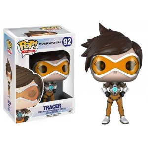 POP! Games: Overwatch - Tracer - Funko