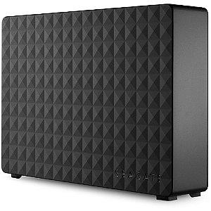 HD Seagate Externo Expansion USB 3.0 5TB Preto - STEB5000100