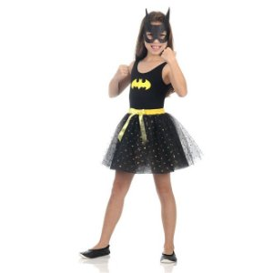 Fantasia Batgirl Dress Up - Sulamericana