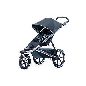 Carrinho De Bebê Esportivo Thule Urban Glide Dark Shadow