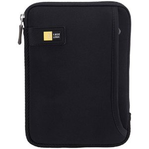 "Sleeve para iPad Mini/Tablet 7"" c/ Bolso Case Logic  TNEO108 Preto (3201728)"