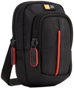 Porta Câmera Compacta Preta Case Logic DCB302 (3201012)