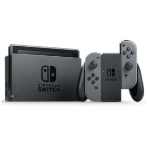 Console Nintendo Switch 32GB com Joy-Con Cinza