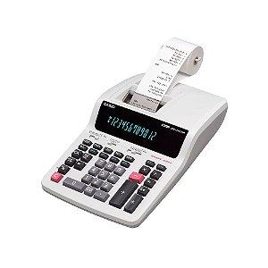 Calculadora de mesa com impressora 4,4 linhas por segundo - DR210TM-WEBE - Casio