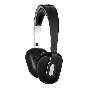 Fone de ouvido dobrável com microfone e controle de volume preta - MZX652 - Altec