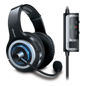 Fone de ouvido headphone PRIME WIRED com microfone para PS4 - DGPS4-6404 - Dreamgear