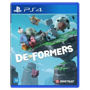 Jogo Deformers para PS4 - Gametrust