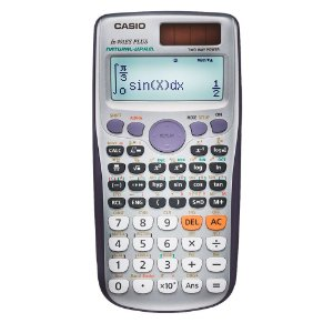 Calculadora científica com 417 funções, visor de 4 linhas e resolução 31 x 96 pixels - FX-991ESPLUS - Casio