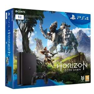 Console Sony Playstation 4 Slim 1TB Bundle Horizon Zero Dawn