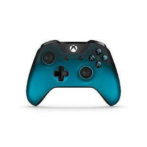 Controle Microsoft Ocean Shadow - Xbox One