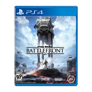 Jogo Star Wars: Battlefront PS4