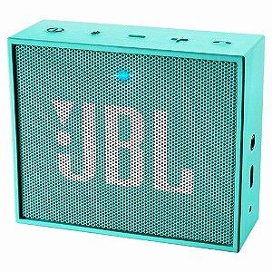 Caixa de Som Bluetooth GO Verde - JBL