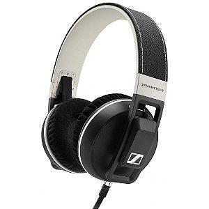 Fone de ouvido tipo headphone dobrável URBANITE XL preta - URBANITEXLGX - Sennheiser