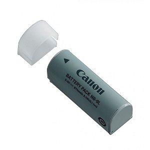 Bateria original Canon para câmeras séries N, ELPH e SD - NB9L - Canon
