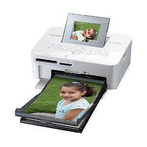 Impressora fotográfica compacta com visor LCD inclinável de 2,7´´, entradas USB e SD - CP1000 - Canon