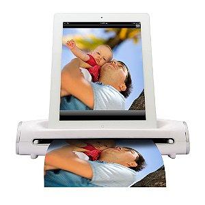 Scanner portátil para digitalização de fotos e documentos diretamente para o iPad - DOCS2GO - Ion
