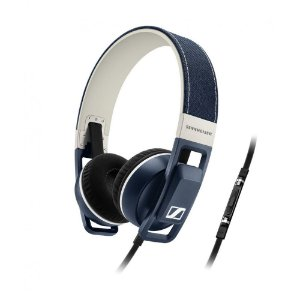 Fone de ouvido tipo headphone dobrável URBANITE denin - URBANITE - Sennheiser