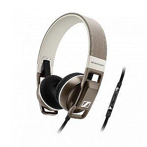 Fone de ouvido tipo headphone dobrável URBANITE sand - URBANITE - Sennheiser