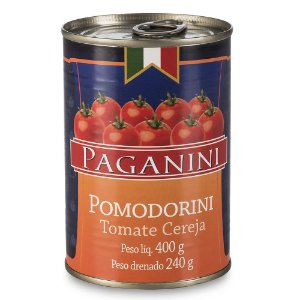 Pomodorini Tomate Cereja Paganini 400g