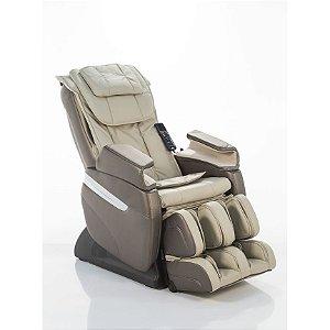 Poltrona Massageadora Reclinável c/ Aquecimento - Relaxmedic Urban RM-PM321C - Bege
