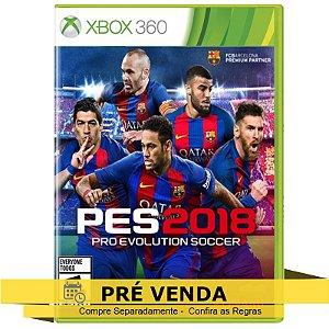 PES 2018 - Pro Evolution Soccer - X360