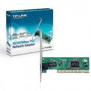 TP-Link Placa de Rede 10/100 Mbps PCI TF-3239DL (CHIPSET REALTEK)