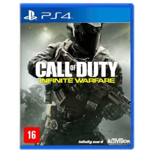 Jogo Call of Duty: Infinite Warfare PS4