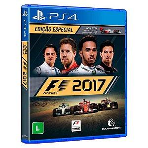 Jogo F1 2017- PS4