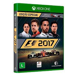 Jogo F1 2017- XB1