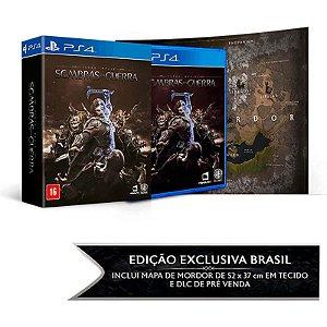 Jogo Terra-média: Sombras da Guerra - PS4