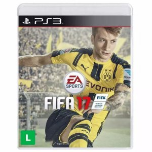 Jogo FIFA 17 para PS3