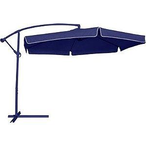 Ombrelone Suspenso Azul 250cm - Bel Fix
