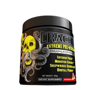 Cracken Extreme Pre-Workout 240g (30 Doses) - Lethal