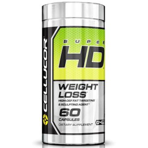 Super HD Cellucor (60 cápsulas)