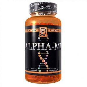 Alpha-M1 Pro Hormonal (60 caps) Importado - Dynamic Formulas