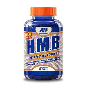 HMB 1000mg (120 tabs) - Arnold Nutrition