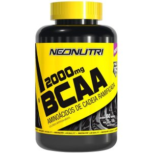 BCAA 2000mg (60 tabletes) - NEONUTRI