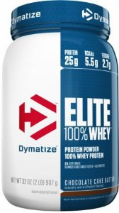 Elite 100% Whey 907G - Dymatize Nutrition‎