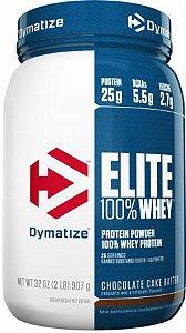 Elite 100% Whey 907G - Dymatize Nutrition