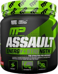 Assault 30 doses (435g) - Muscle Pharm