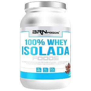100% Whey Isolada Foods (900g) - BRN Foods