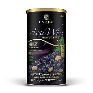 Açaí Whey (420g) - Whey Protein Hidrolisado - Essential Nutrition