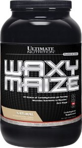 Waxy Maize (3lbs) 1361g - Ultimate Nutrition