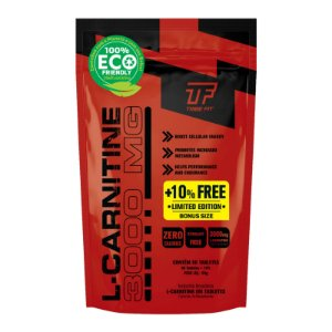 L-Carnitine 3000Mg (132 Tabletes) - Tribe Fit