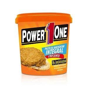 Pasta de Amendoim com granulado Power One (1kg)