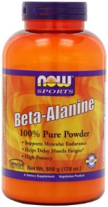 Beta-alanina  (500g) - NOW Foods