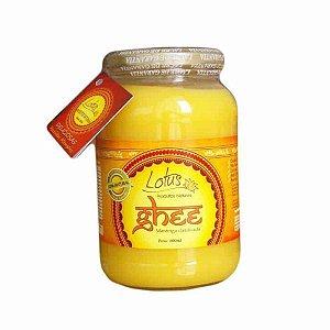 Manteiga Ghee 500ml – Lotus